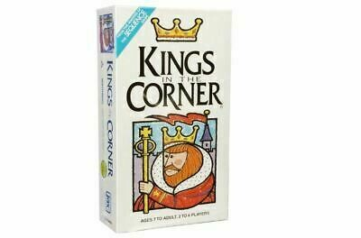 Kings in the Corner - Card Game