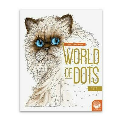Extreme Dot to Dot - Cats