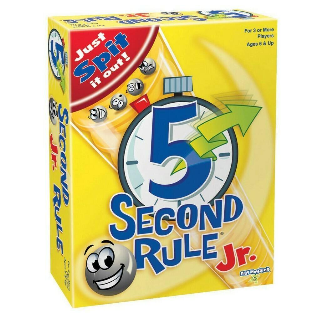 5 Second Rule JR - Game