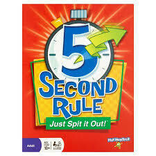 5 Second Rule - Game