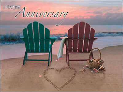 Anniversary - Time is Better Measured... Ebb and Flow...