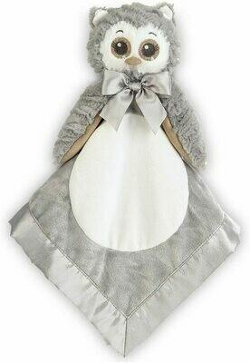 Lil' Owlie Snuggler - Owl - 15 inch - Bearington Baby