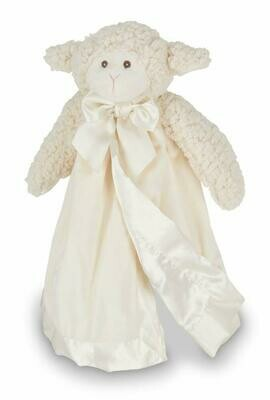 Lamby Snuggler - Cream Lamb - 15 inch - Bearington Baby