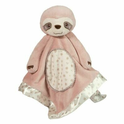 Pink Sloth - Lil' Snuggler - 12 inch - Douglas Baby