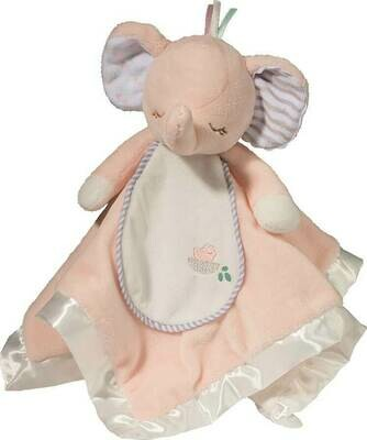 Pink Elephant - Lil' Snuggler - 12 inch - Douglas Baby