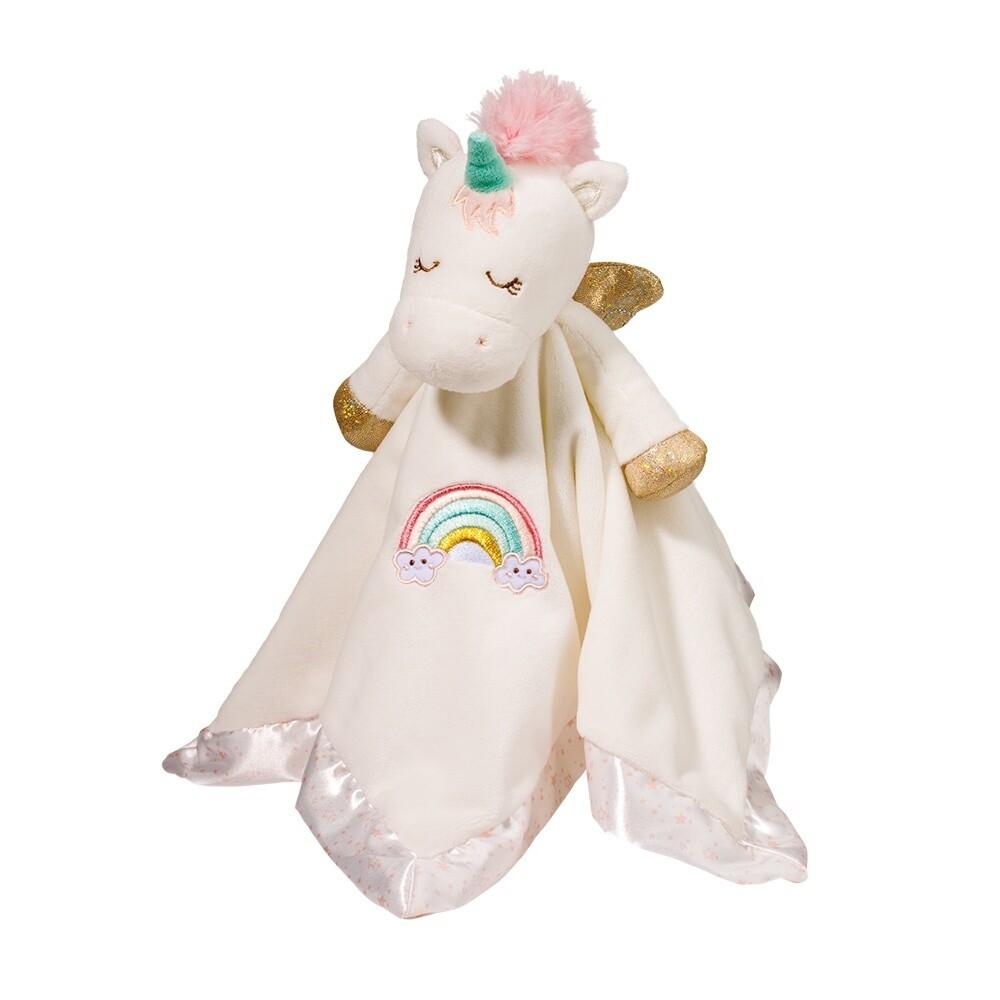 Unicorn Rainbow - Lil' Snuggler - 12 inch - Douglas Baby