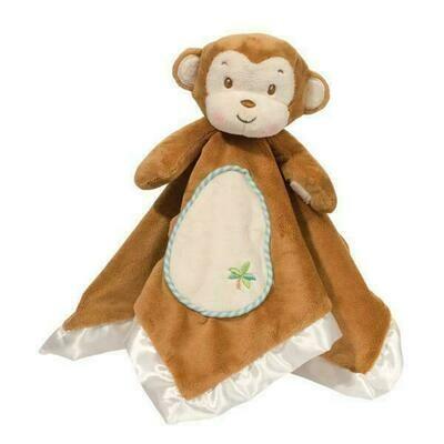 Monkey - Lil' Snuggler - 12 inch - Douglas Baby