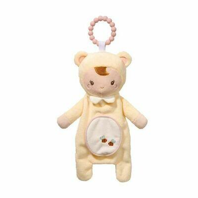 Pajama Baby - Teether Blanket - Lil' Sshlumpie - 13 inch - Douglas Baby