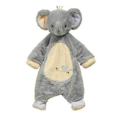 Grey Elephant - Sshlumpie - 18 inch - Douglas Plush