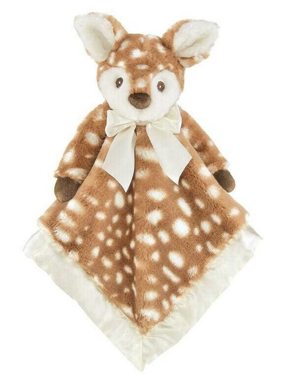 Lil' Willow Snuggler - Fawn/Deer - 15 inch - Bearington Baby