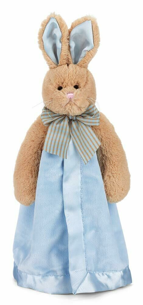 Bunny Tail Snuggler - Peter Rabbit - 15 inch - Bearington Baby