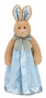 Bunny Tail Snuggler - Peter Rabbit - 15 inch - Bearington Baby