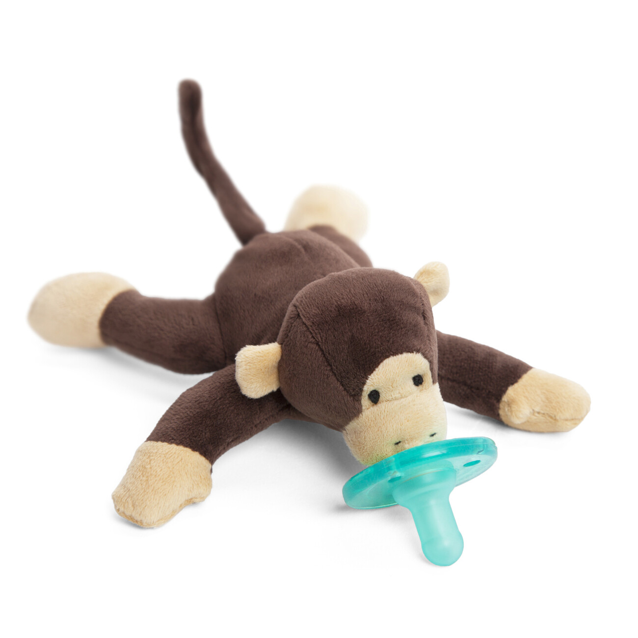 WubbaNub - Monkey - Infant Pacifier