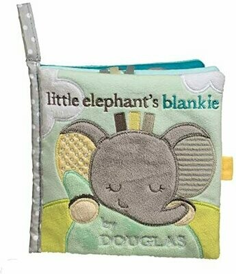Cloth Activity Book - Little Elephant's Blankie
