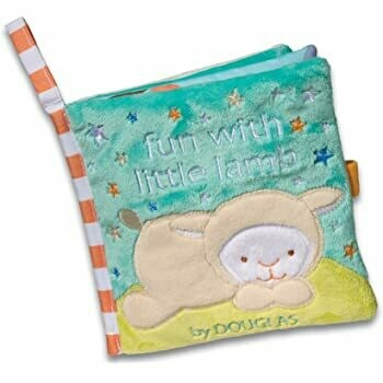 Cloth Activity Book - Fun with Little Lamb