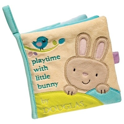 Cloth Activity Book - Playtime with Little Bunny