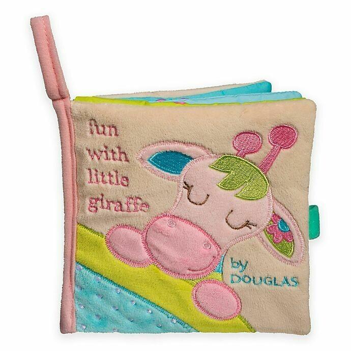 Cloth Activity Book - Fun with Little Giraffe
