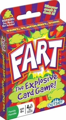 Fart - The Explosive Card Game!