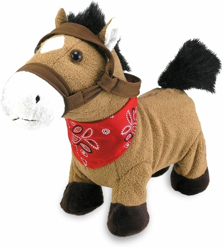 Gallop - Horse - Sings and Walks and Whinnies - Giddy Up Lil' Cowboy
