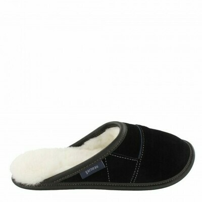 Mens Slip-on - 10.5/11.5  Black