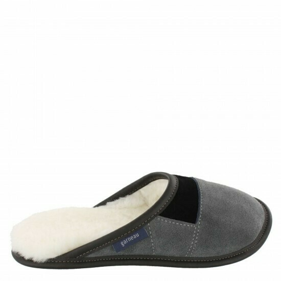 Mens Slip-on - 7.5/8.5  Charcoal