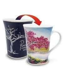 Peace Colour Changing Mug - Peace comes from within