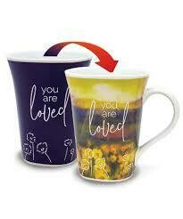 Loved Colour Changing Mug - You are Loved