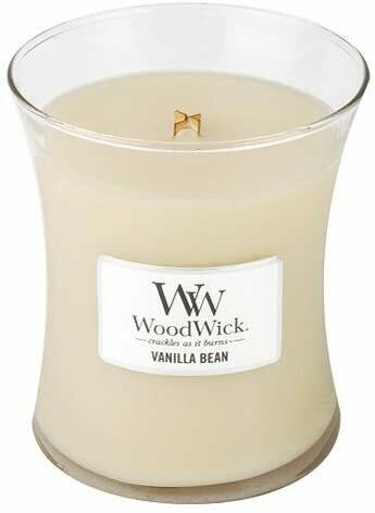 Vanilla Bean - Medium - WoodWick Candle