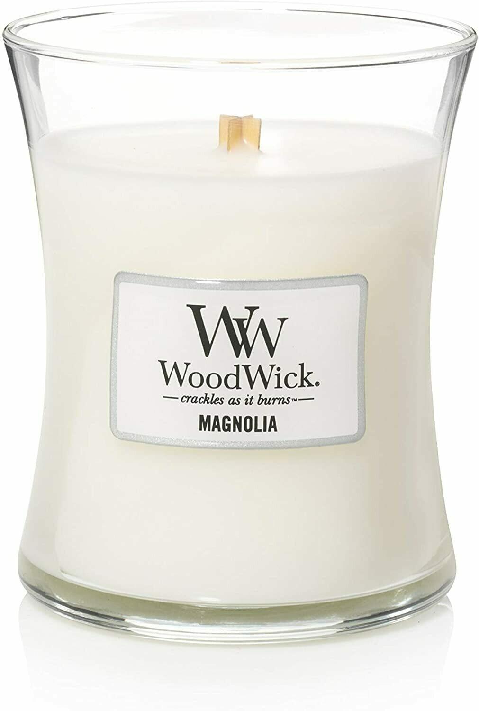 Magnolia - Medium - WoodWick Candle