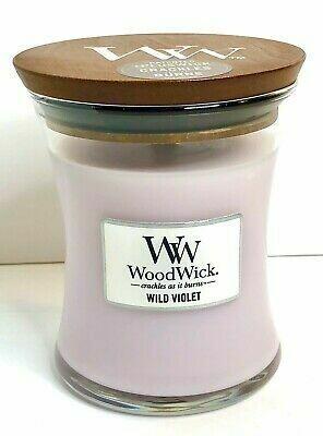 Wild Violet - Medium - WoodWick Candles