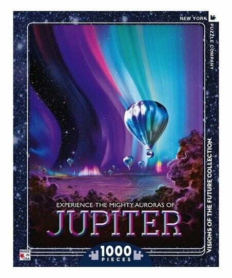 Jupiter - 1000 Piece - New York Puzzle Company