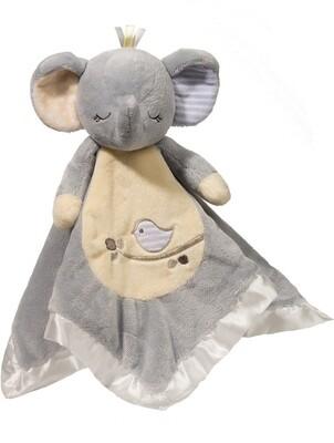 Grey Elephant - Lil' Snuggler - 12 inch - Douglas Baby