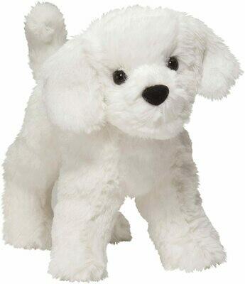 Dandelion Puff - Bichon Dog - 7 inch - Douglas Plush