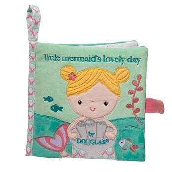 Cloth Activity Book - Mermaid