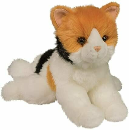 Connie - Calico Cat - 10 inch - Douglas Plush