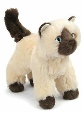 Mitzy - Himalayan Cat - 10 inch - Douglas Plush