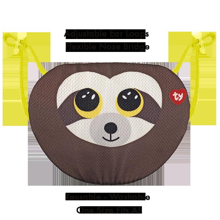 Beanie Boo Children's Mask - Dangler - Ty