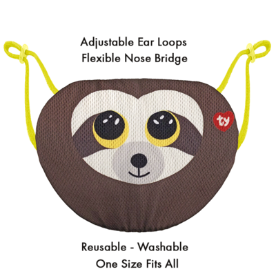 Beanie Boo Children's Mask - Dangler - Ty