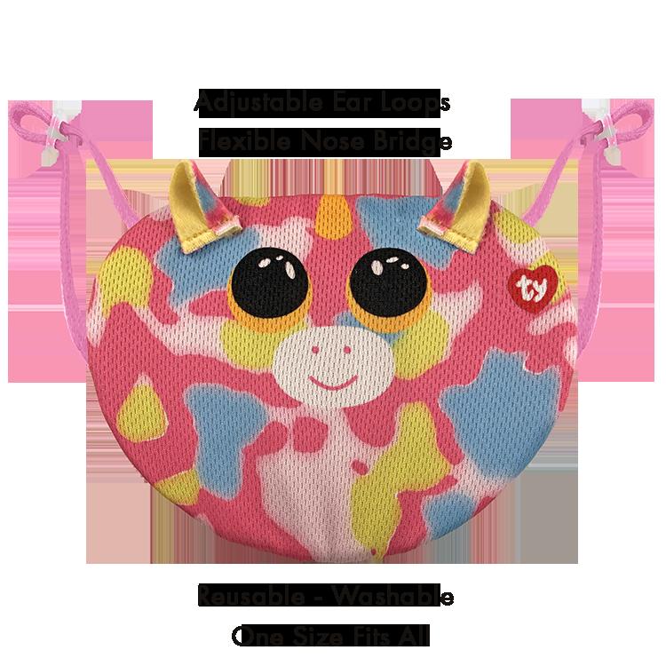 Beanie Boo Children's Mask - Fantasia - Ty