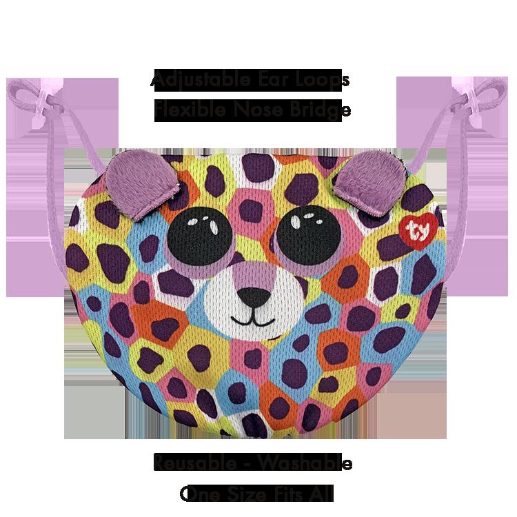 Beanie Boo Children's Mask - Giselle - Ty