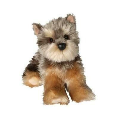 Yettie - Yorkie Dog - 9 inch - Douglas Plush