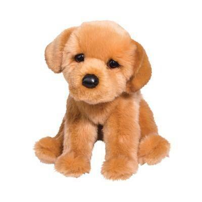 Felix - Golden Retriever Dog - 10 inch - Douglas Plush
