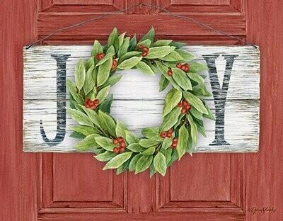 Lang Christmas Cards - JOY - 18 per Box