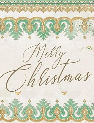Lang Christmas Cards Classic - Patina Vie - 12 per Box - 6
