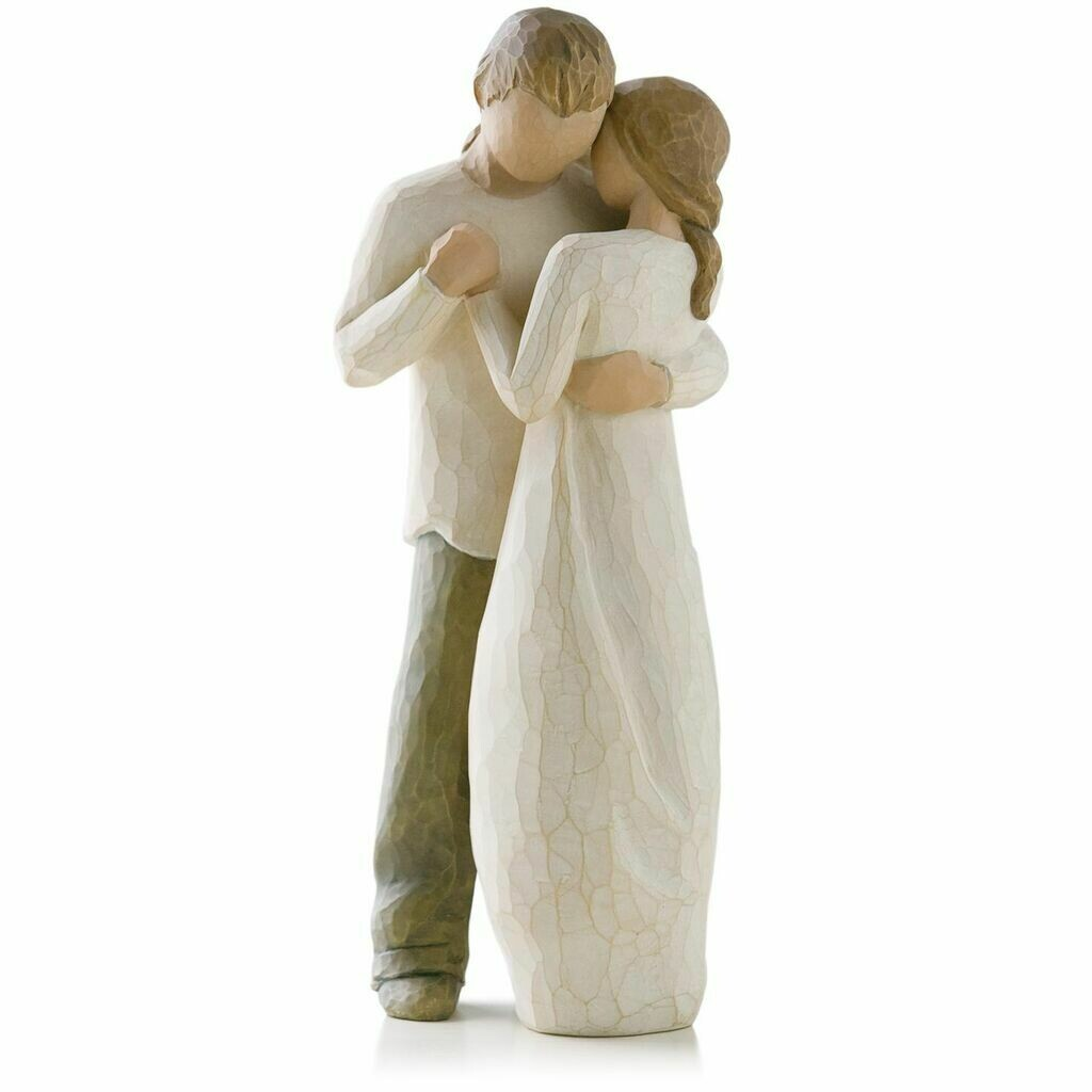 Willow Tree: Promise - Man and Woman Dancing - Willowtree Figurine