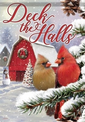 Farm Cardinals -