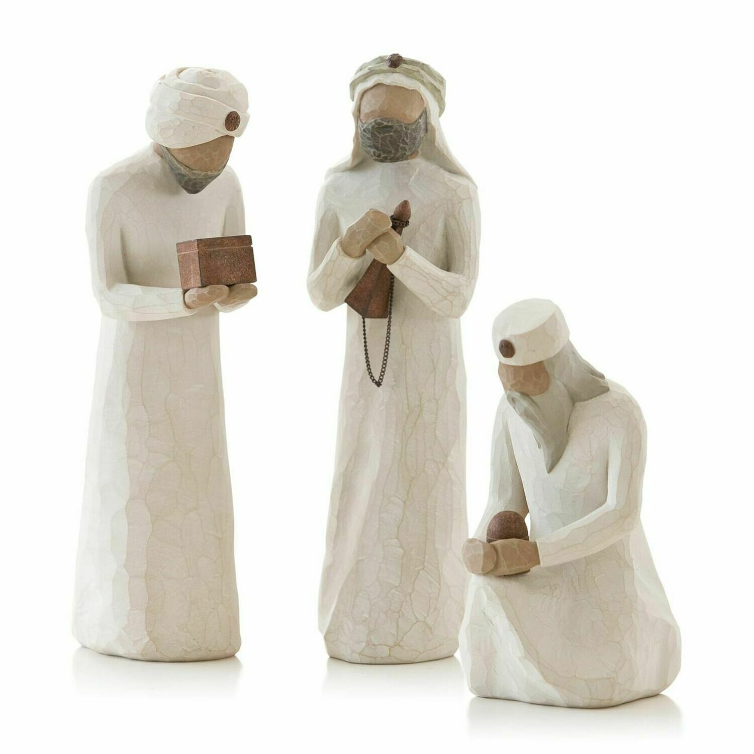 Willow Tree: Nativity Collection - Wisemen - 3 pieces