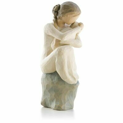 Willow Tree: Guardian - Mother Holding newborn Child