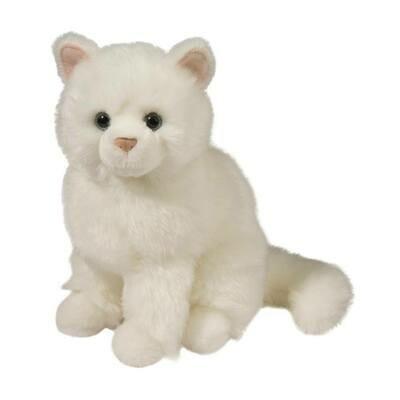 White Cat - Softie - Douglas Plush