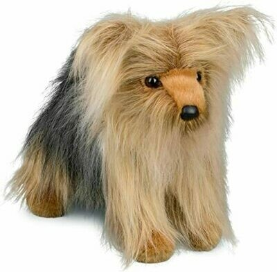 Brenton - Yorkie Dog - 17 inch Douglas Plush